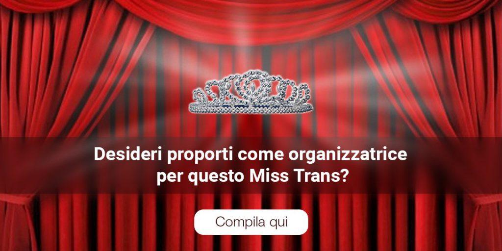 Organizza il Miss Trans Marche