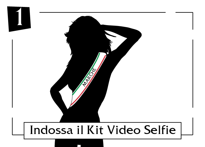 kit video selfie - marche