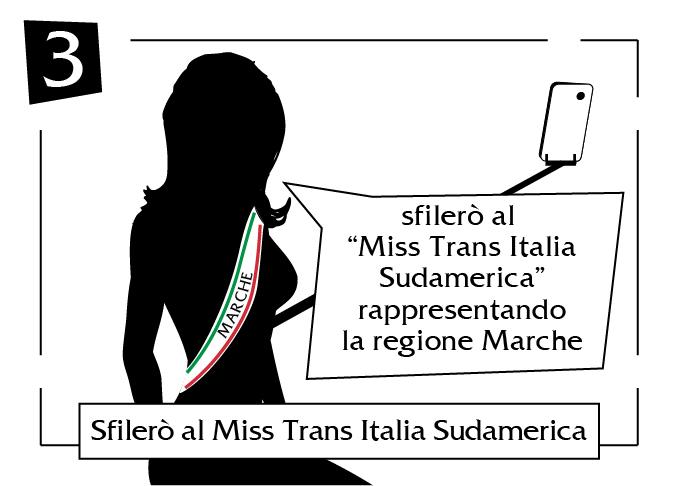 miss trans italia - marche
